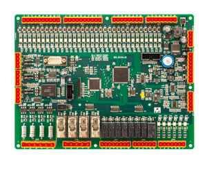 32-Bit High Performance Serial Main Controller Board