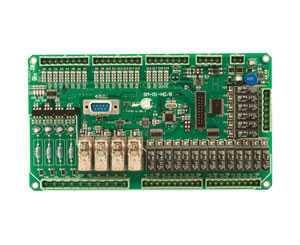 Home Hydraulic Lift Controller Board