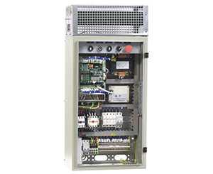 Integrated Home Lift Control Cabinet
