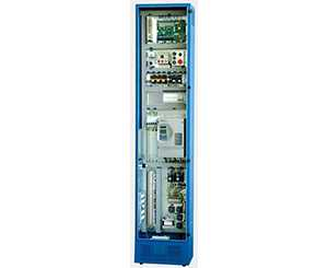 Roomless Full Serial VVVF Control Cabinet